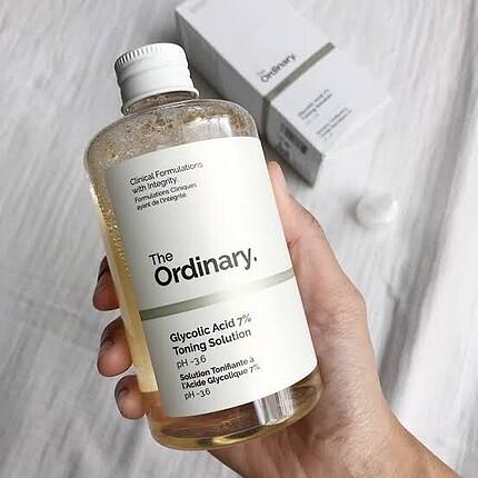 The Ordinary %7 Glycolic Toning solution (tonik)