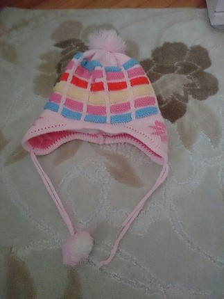 Kışlık şapka