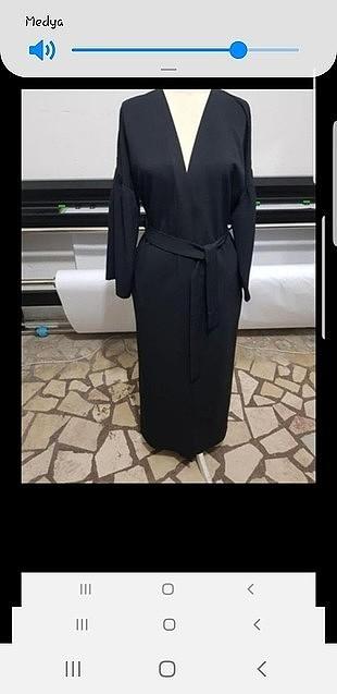 duble krep abaya