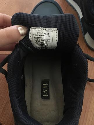 Polo erkek ayakkabı