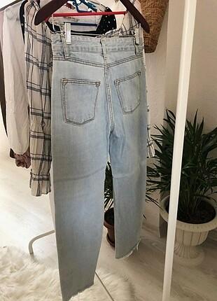 Topshop Topshop mom jeans