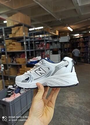 38 Beden beyaz Renk New balance 530