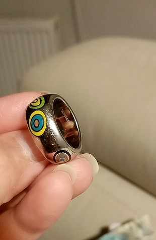 diğer Beden Swatch gümüş yüzük