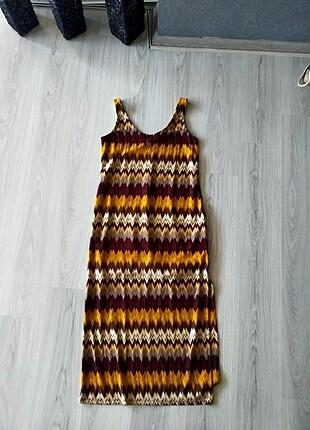 m Beden çeşitli Renk Yazlık elbise