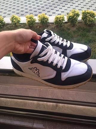 Kappa Erkek spor ayakkabı 44 numara temiz. ERKEK