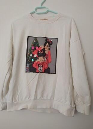 Mevsimlik sweatshirt