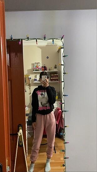 s Beden siyah Renk H&M Sweatshirt