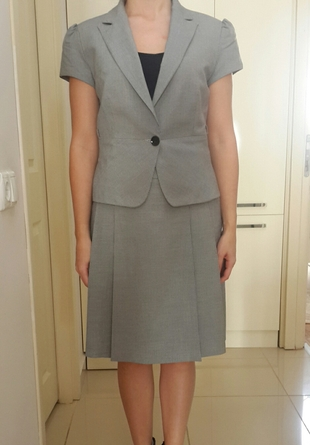9ed493997cb18 Koton Etek Ceket Takımı Koton Takım Elbise %100 İndirimli - Gardrops