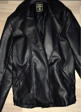 Deri ceket erkek