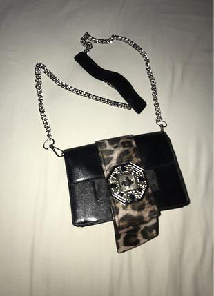 İpekyol omuz çantası