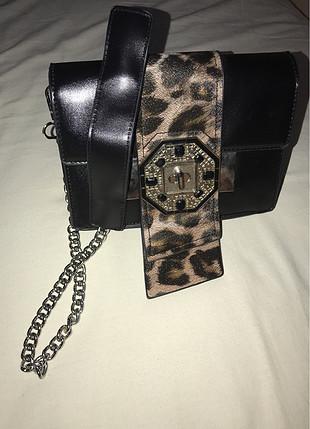 diğer Beden siyah Renk İpekyol omuz çantası
