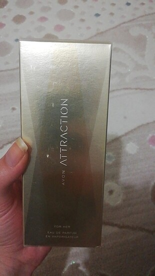 attraction parfum