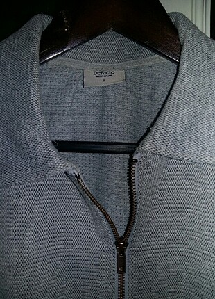 Defacto Fermuarlı ceket