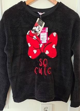 Minnie polar sweatshirt