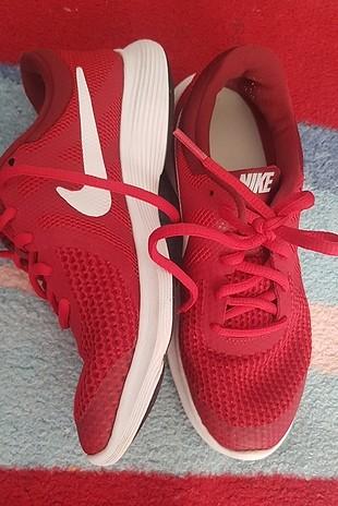 Nike Nıke kırmızı spor