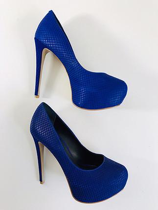 Platform Topuklu Brezilya malı Ayakkabı
