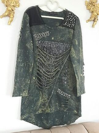 Gotik tarz elbise
