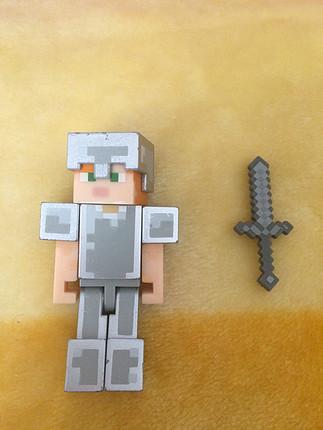 Minecraft orijinal lisanslı figür