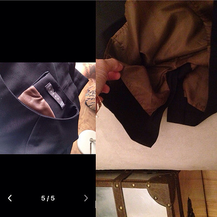 xs Beden antrasit Renk Koton marka 34 beden iş özel gün için Elbise