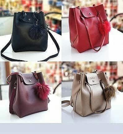 diğer Beden Zara Bayan çanta