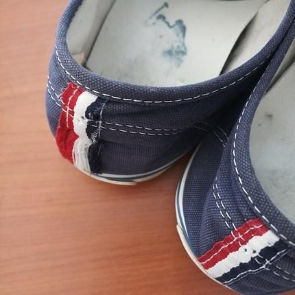 44 Beden lacivert Renk Polo lacivert keten ayakkabı