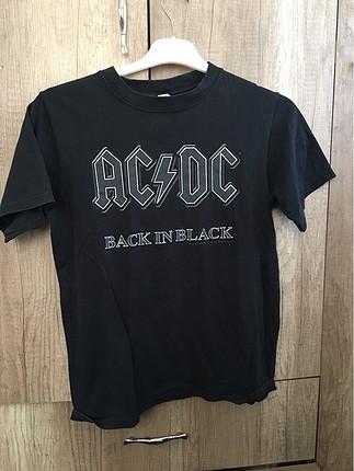 AC/DC tişört