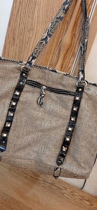 diğer Beden hasir ipekyol çanta