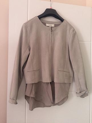 ipekyol İpekyol süet ceket