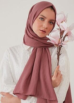 Valorscarf marka şal gül kurusu
