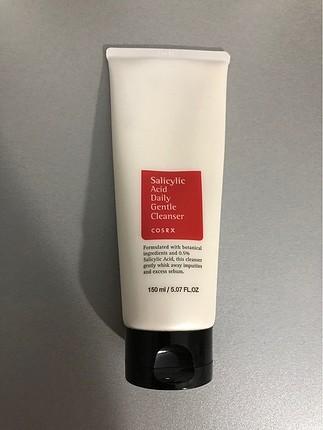 Cosrx Salicylic Acid yüz temizleme jeli