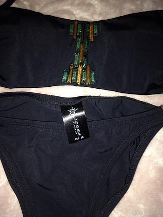 36 Beden Koton bikini