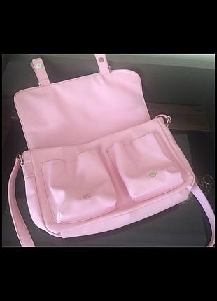 Beymen Beymen messenger pudra çanta
