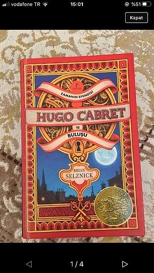 Hugo Cabret ve Buluşu Kitap