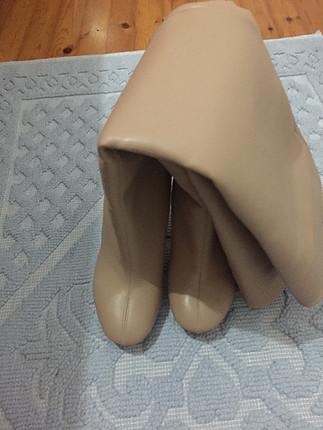 Pelinin Ayakkabıları #çizme#bot#kremrenk