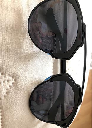 Dior siyah güneş gözlüğü