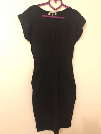 İpekyol siyah şık spor abiye-elbise ????