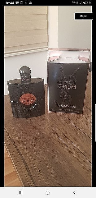 YVES SAİNT LAURENT BLACK OPTIMUM KAMPANYA FİYATIDIR