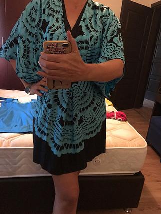Şık mini kokteyl elbisesi