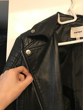 Koton Deri ceket