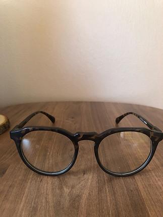 Koton Şeffaf numarasız gözlük