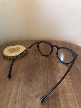 m Beden Şeffaf numarasız gözlük