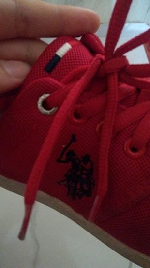 U.S Polo spor ayakkabı