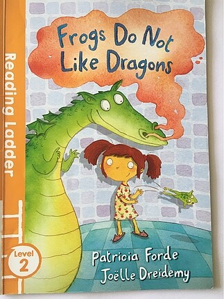 READING LADER-FROGS DO NOT LİKE DRAGONS