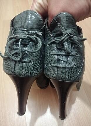 HOTİÇ deri ayakkabı