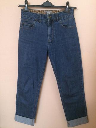 Yüksek belboyfriend jeans