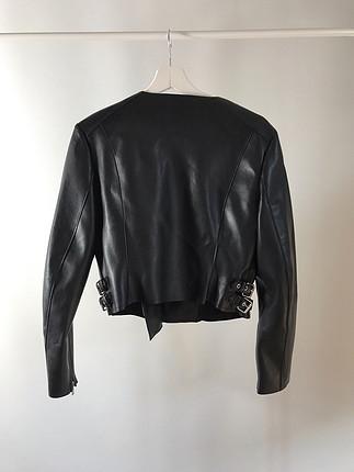Zara Deri Ceketi