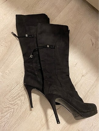 Süet çizme