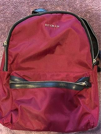 Beymen sırt çantası