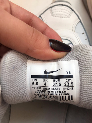 Nike Tekno m2k spor ayakkabı