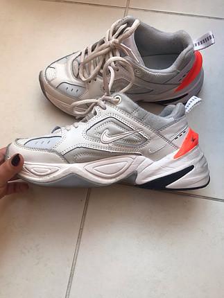 37 Beden Nike Tekno m2k spor ayakkabı